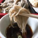 須坂屋 - 蕎麦リフト