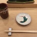 75033296 - 九谷焼の皿