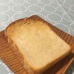 パン日和 あをや - 食パンをトースト