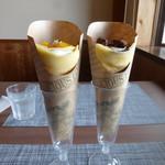 ゆるカフェ - 料理写真: