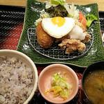 大戸屋 - 料理写真:大戸屋ランチ