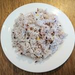 THREE SENT CHARCOAL GRILL&WINE - 十六穀米