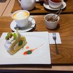 グランシュール カフェ -