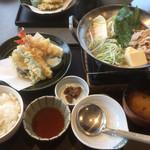 75038409 - ♪魚がし定食①⑧ ¥950