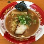 せたが屋 - 料理写真:「鯵煮干しラーメン」500円(大つけ麺博 大感謝祭)