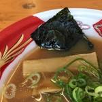 せたが屋 - 太メンマ、海苔(大つけ麺博 大感謝祭)