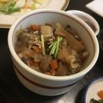 寿司割烹 魚徳 - 混ぜご飯