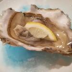 ヴァージン フラミンゴ - 生牡蠣