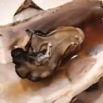 ヴァージン フラミンゴ - 焼き牡蠣