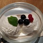 マンゴツリーカフェ - アイス二種