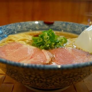 自家製麺 のぼる - 料理写真: