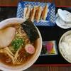 Ebisuyashokudou - 料理写真:らーめんセット@850