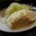 みのや - ポテトサラダ 250円