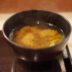 泰然 - あさり味噌汁