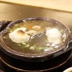 食堂 おがわ - ☆すっぽん鍋 2000円