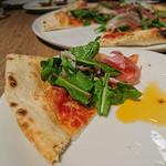 ミアボッカ - イタリア産プロシュートとルッコラのピッツァ