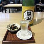 居酒屋ブンカ - 陸奥男山