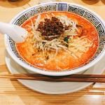 希須林 担々麺屋 - 坦々麺 4辛 @980円 ピリ辛でコクがあって濃厚で、麺もかなりおいしい!