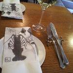 ビストロ シロ - テーブルセット