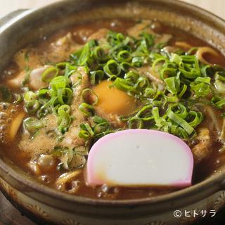 年の瀬には『横浜なかや』の名古屋名物「味噌煮込うどん」を堪能