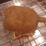 朋輩亭 - 生姜と豚肉