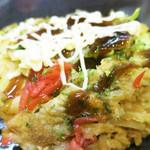 釜谷製麺 - もちろん味変もよし