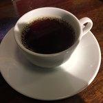 スペイン食堂 黒崎バル8 - コーヒーで今夜のシメ^_^