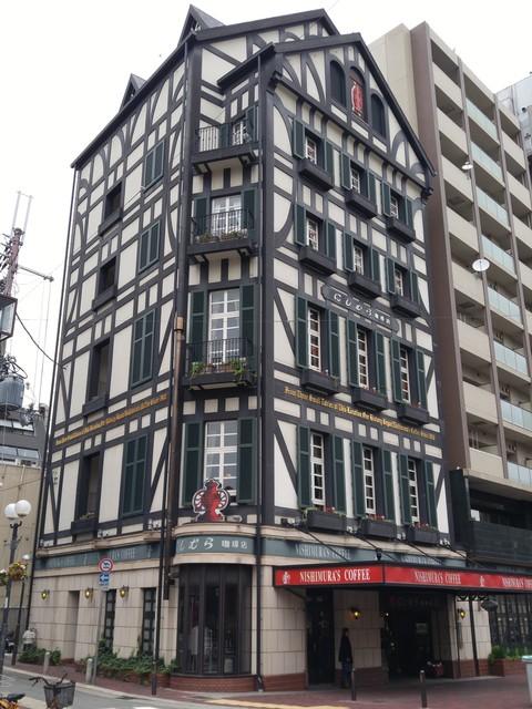神戸にしむら珈琲店 中山手本店
