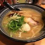 鮮魚鶏出汁麺 沢むら - 料理写真:鮮魚出汁麺 780円