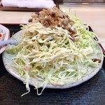 麺屋 手ごね竹 - チャーシューサラダ