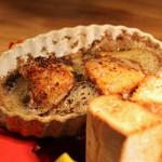 CarneSio east - 鶏胸肉の焦がしバター焼き