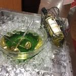 島根ワイナリー - ドリンク写真:ワインは試飲し放題
