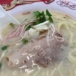 麺や 鳥の鶏次 - チャーシュー(大つけ麺博 大感謝祭)