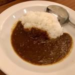 ラーメン暁 - 「ミニカレー」(100円)