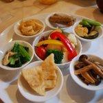 45dav - お野菜ランチ