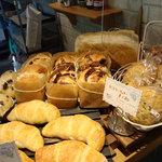 ティーズ - 天然酵母パン3