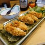 玉川 - 料理写真:カキフライ
