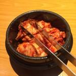 李宮 - キムチ食べ放題