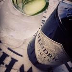 terrace38 - ヘンドリックス・ジン☞きゅうり入りジントニックで飲むのがおすすめ