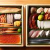 松栄 - 料理写真:職人が目で見て仕入れた、新鮮なネタが毎朝築地から届きます。