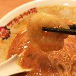 太陽のトマト麺  - エビリフト~