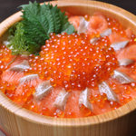 磯べゑ - 北海親子飯