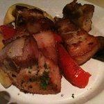bistro 87 - 豚バラ肉のプロシェット