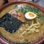 麺屋 一本気 - こってりらー麺(大盛)(2011年4月)