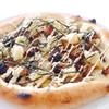 照り焼きチキンと無添加マヨのピザ