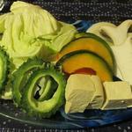 お食事処 ちゃんや~ - 焼き野菜