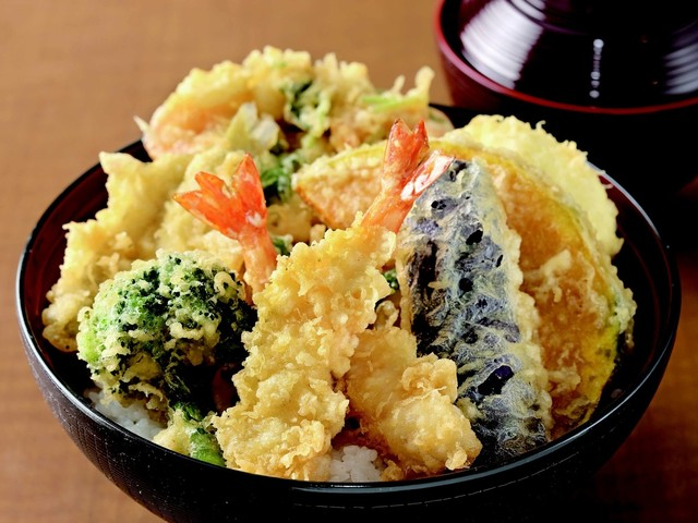 天ぷら食堂 ひさご>