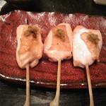 75073594 - むね肉(塩・ゆず胡椒)