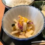 和の菜彩 さとう - 小鉢
