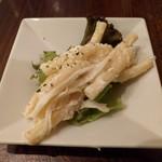 魚介ビストロ sasaya - お通し